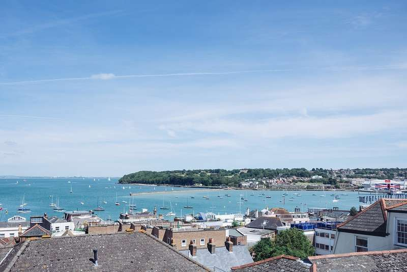 8 Bedrooms Town House for sale in Cowes, Isle Of Wight