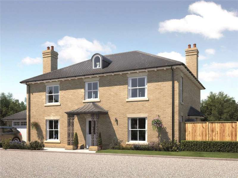 5 Bedrooms Detached House for sale in Saxon Meadow, Woodyard Close, Fulbourn, Cambridge, CB21