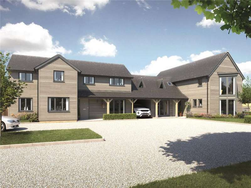 3 Bedrooms Link Detached House for sale in Saxon Meadow, Woodyard Close, Fulbourn, Cambridge, CB21