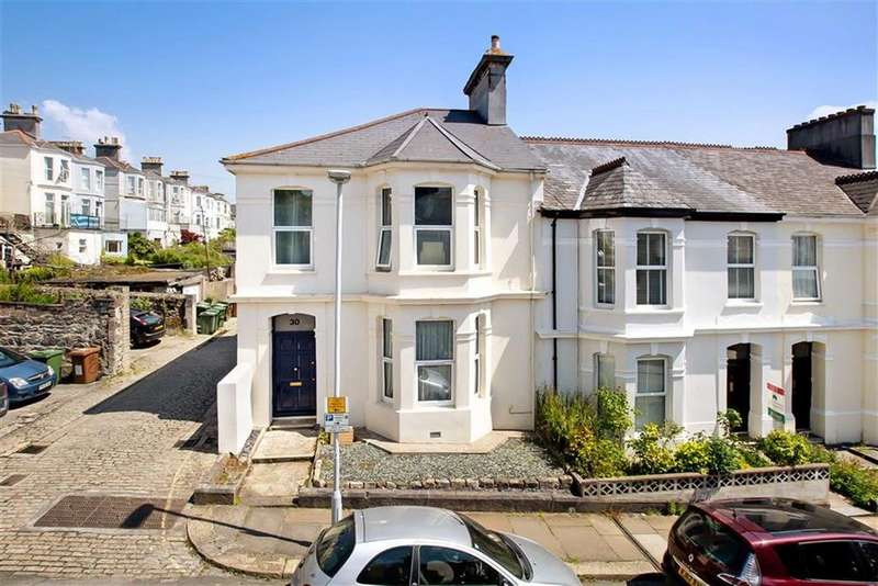 4 Bedrooms Semi Detached House for sale in May Terrace, Plymouth, PL4