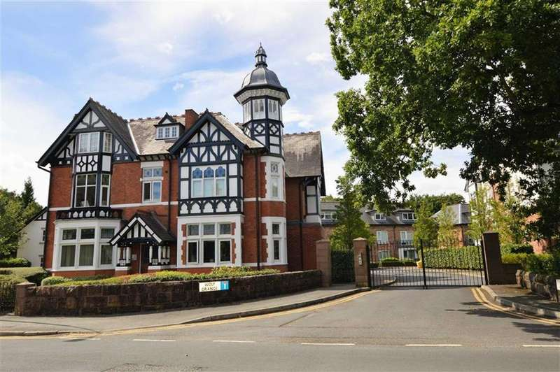 2 Bedrooms Apartment Flat for sale in Wolf Grange, Hale, Cheshire, WA15