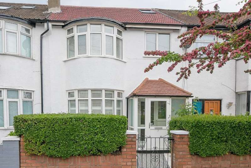 4 Bedrooms Terraced House for sale in Aberfoyle Road