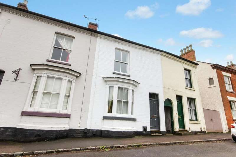2 Bedrooms Terraced House for sale in The Green, Mountsorrel