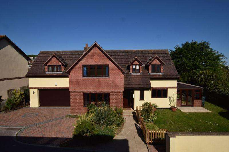 4 Bedrooms Detached House for sale in Gramercy Fields, Brixham