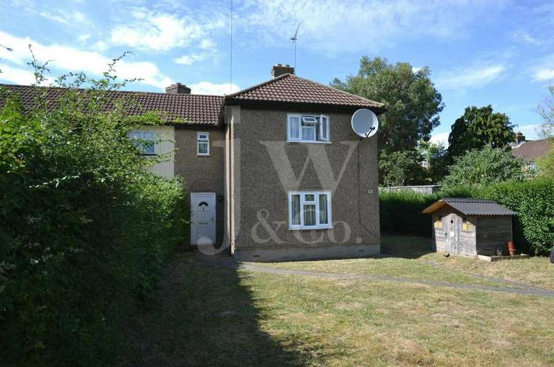 3 Bedrooms End Of Terrace House for sale in North Cottages, Napsbury, St. Albans