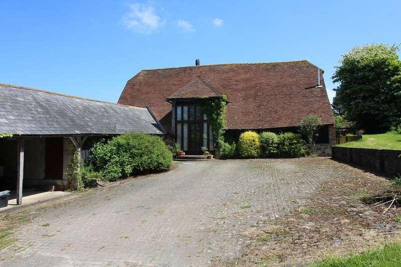 3 Bedrooms Detached House for sale in Cherry Garden Farm, Peter James Lane, Fairlight TN35 4AH