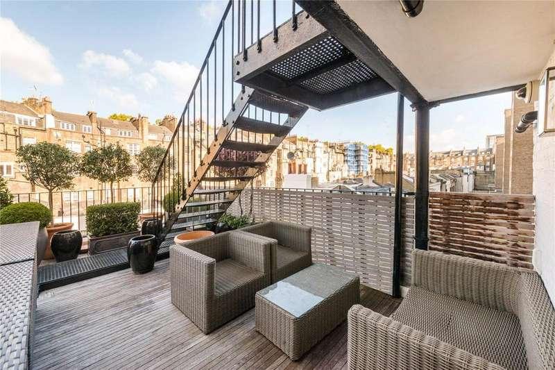2 Bedrooms Flat for sale in Bathurst Street, The Hyde Park Estate, London