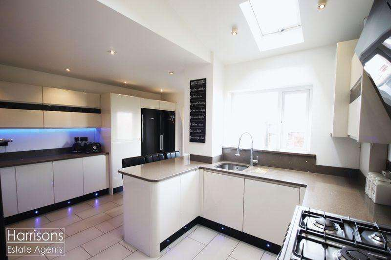 4 Bedrooms Terraced House for sale in St Helens Road, Middle Hulton, Bolton, Lancashire.