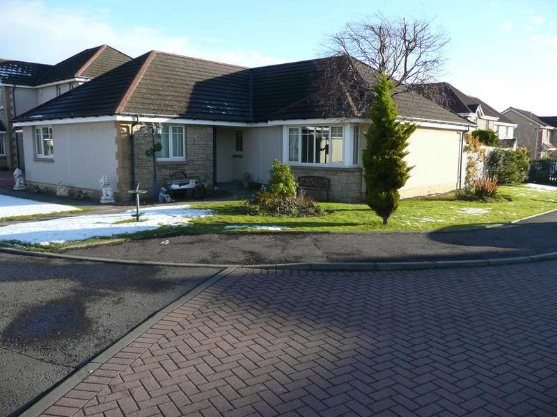 4 Bedrooms Detached Bungalow for sale in Tarbolton Court, Kirkcaldy KY2