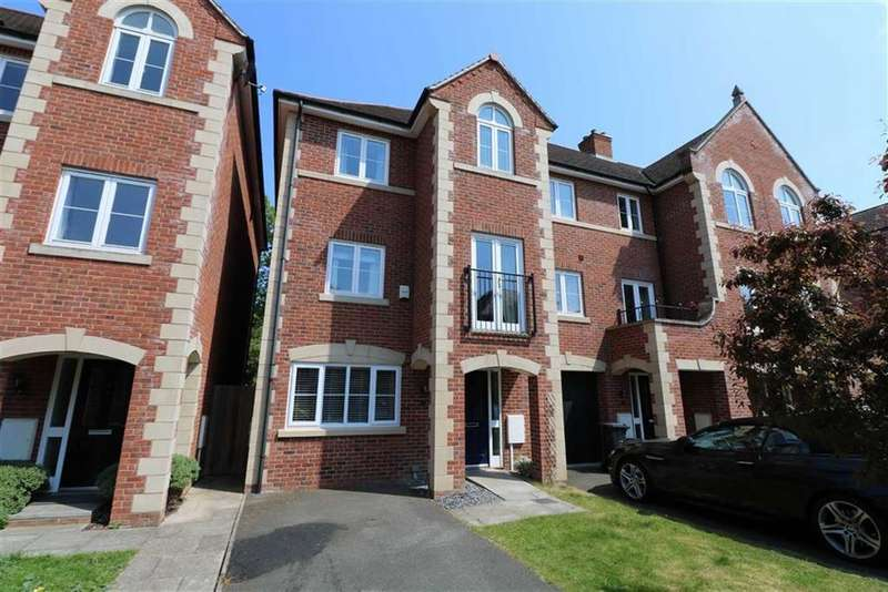 4 Bedrooms Semi Detached House for sale in Elm Tree Gardens, Stoneygate, Leicester