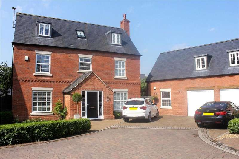 6 Bedrooms Detached House for sale in The Old Glebe, Quorn, Loughborough