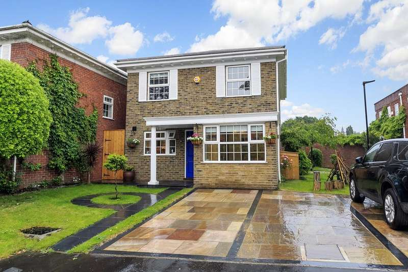 3 Bedrooms Detached House for sale in Dartmouth Place, London