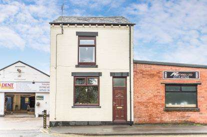 2 Bedrooms Link Detached House for sale in Manchester Road, Westhoughton, Bolton, Greater Manchester, BL5