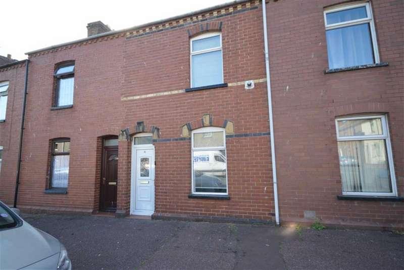 2 Bedrooms Terraced House for sale in Drake Street, Barrow In Furness, Cumbria