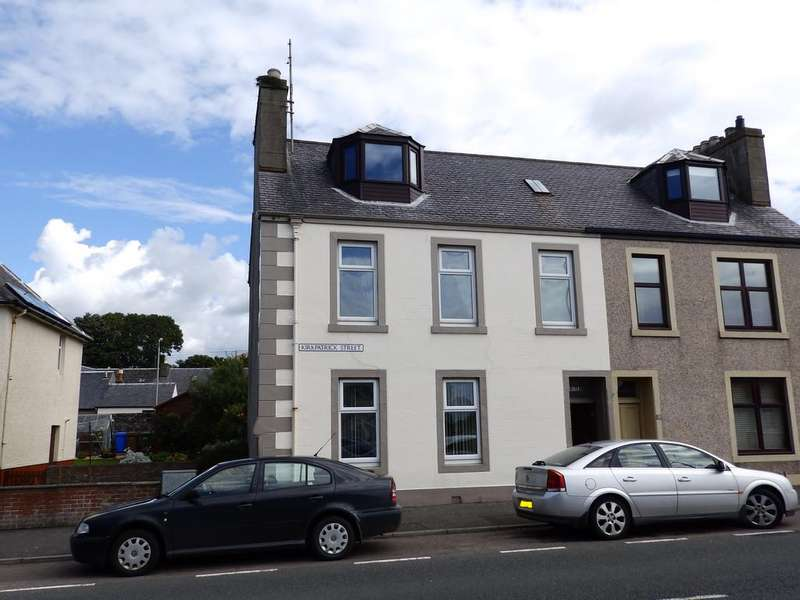 4 Bedrooms End Of Terrace House for sale in 1 Kirkpatrick Street, Girvan KA26