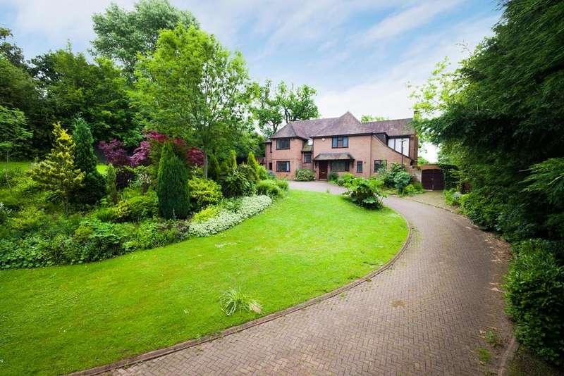 5 Bedrooms Detached House for sale in Rednal Rd, Kings Norton, Birmingham