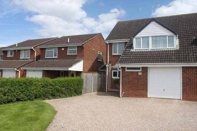 4 Bedrooms Semi Detached House for sale in Alcester Road, Hollywood