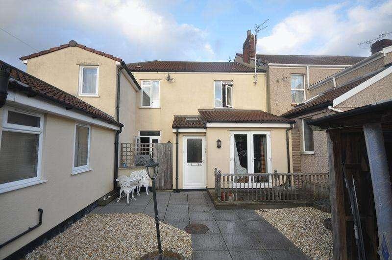 2 Bedrooms Flat for sale in St James Street Mangotsfield