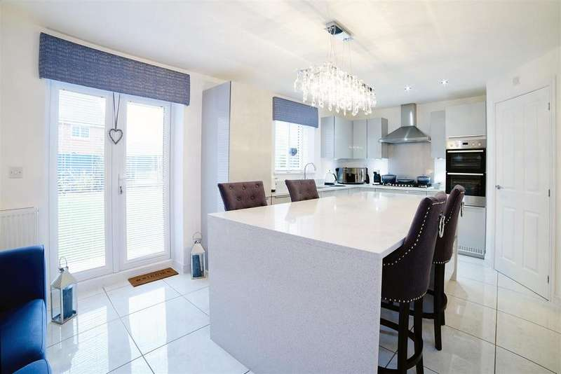 4 Bedrooms House for sale in Winterberry Way, Stapeley, Nantwich