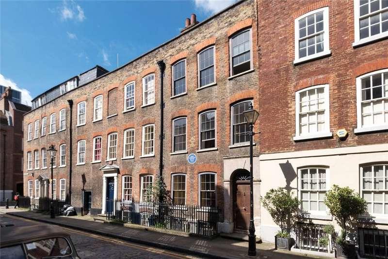 Terraced House for sale in Elder Street, London, E1