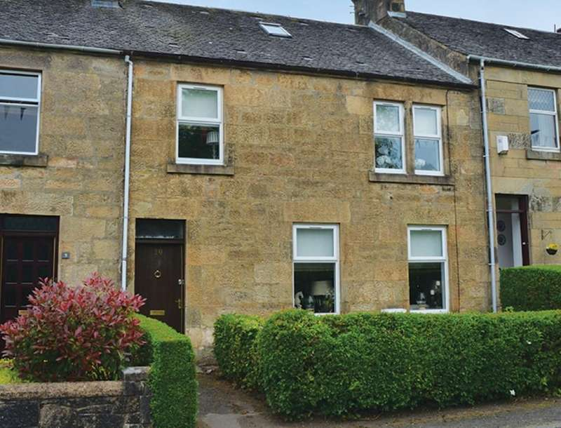 4 Bedrooms Terraced House for sale in 10 Park View, Kilbrachan, PA10 2LW