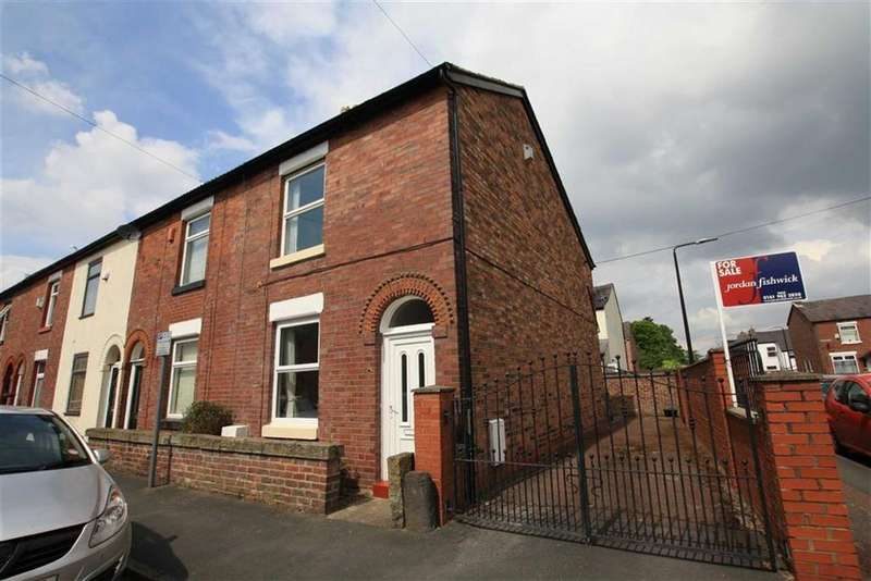 2 Bedrooms Terraced House for sale in Roebuck Lane, SALE