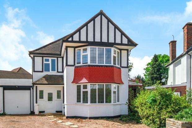 5 Bedrooms Detached House for sale in Woodhill Crescent Woodhill Crescent, Harrow, HA3
