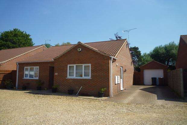 3 Bedrooms Detached Bungalow for sale in Ramnoth Road, Wisbech, PE13