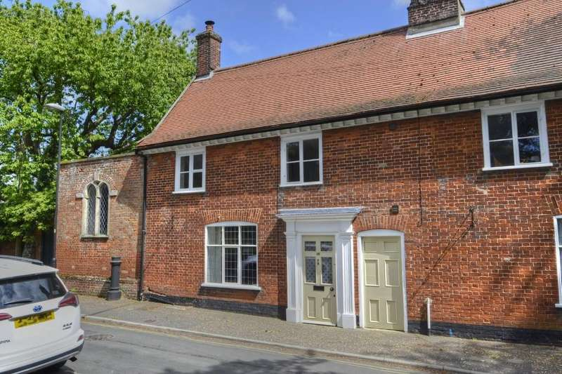 4 Bedrooms Terraced House for sale in Wymondham, Norfolk