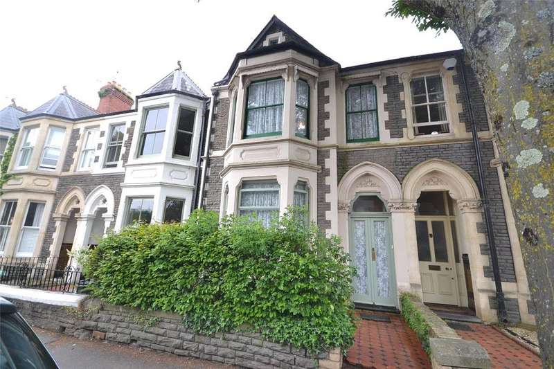 5 Bedrooms Terraced House for sale in Pontcanna Street, Pontcanna, Cardiff, CF11