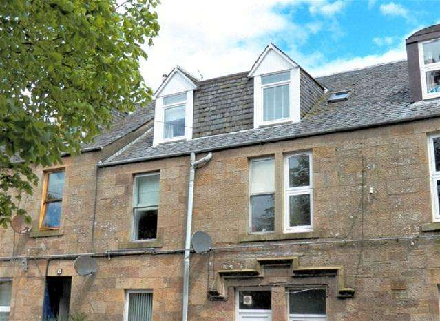 3 Bedrooms Flat for sale in 17B, Dell Road, Campbeltown