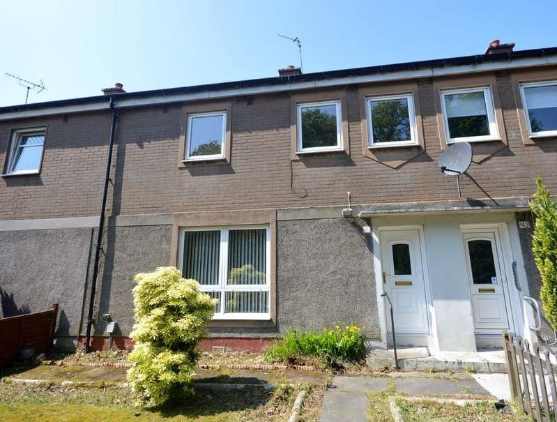 3 Bedrooms Terraced House for sale in Mountblow Road, Clydebank G81 4NE