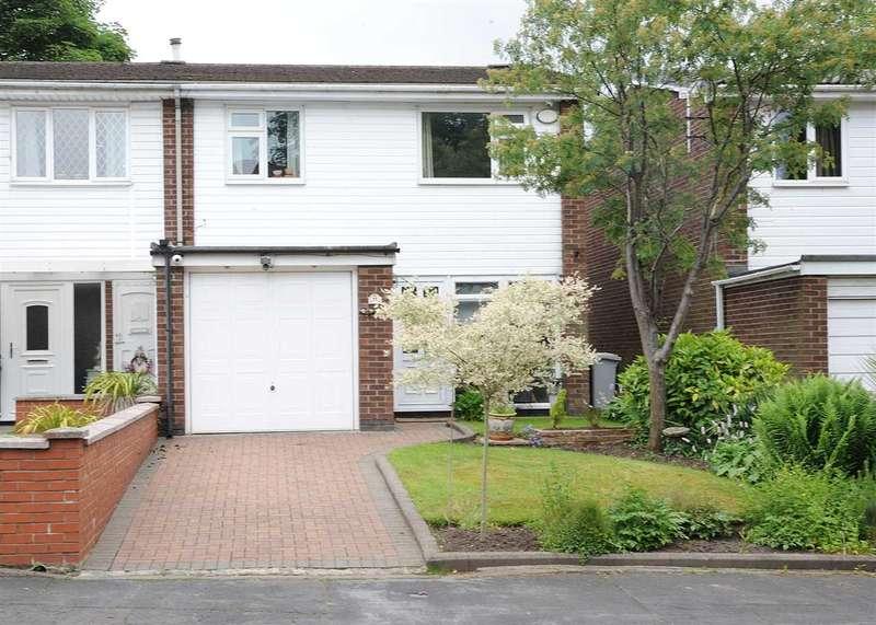 3 Bedrooms Semi Detached House for sale in 11 Lesley Road, Stretford M32 9EE