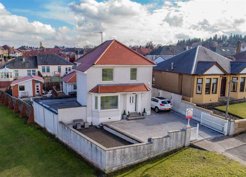 4 Bedrooms Detached House for sale in Salachy, Cromwell Road West, Falkirk