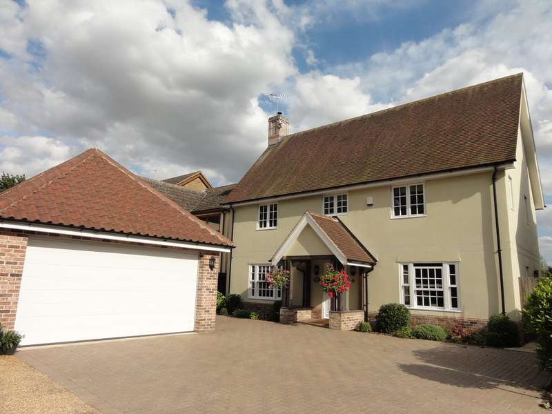 6 Bedrooms Detached House for sale in Norton IP31