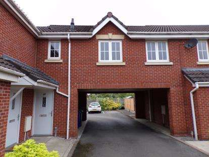 1 Bedroom Flat for sale in Zorbit Mews, Hyde, Greater Manchester, United Kingdom