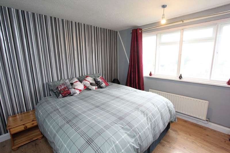 2 Bedrooms End Of Terrace House for sale in Canberra Close, Coningsby, LINCOLN, Lincolnshire, LN4