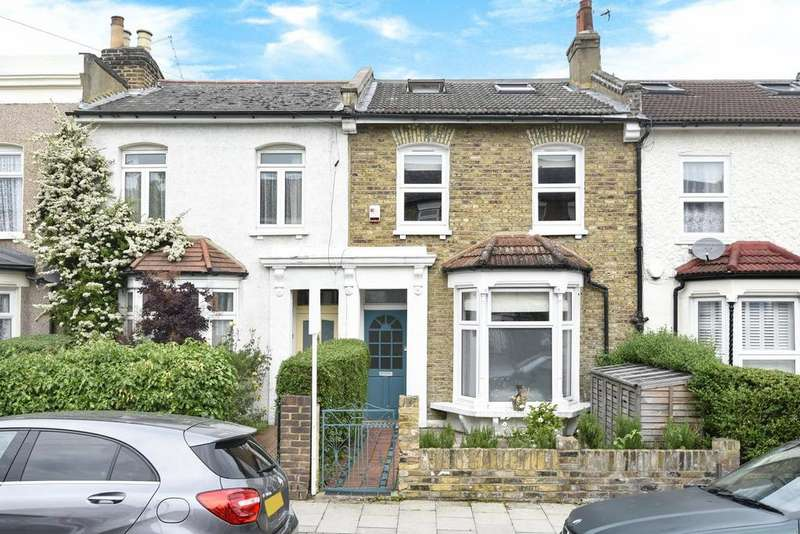 4 Bedrooms Terraced House for sale in Dunstans Road, East Dulwich