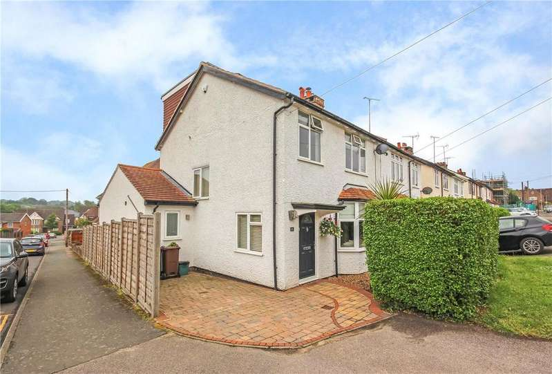 4 Bedrooms Semi Detached House for sale in Cross Way, Harpenden, Hertfordshire