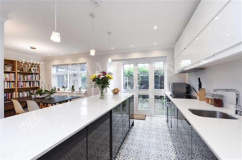 4 Bedrooms End Of Terrace House for sale in College Road, Kensal Rise, London, NW10