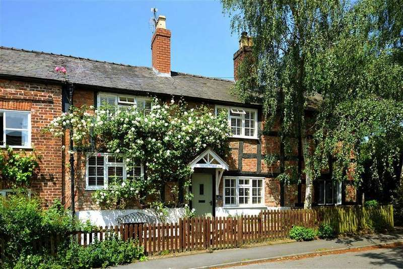 3 Bedrooms Terraced House for sale in Church Street, Davenham