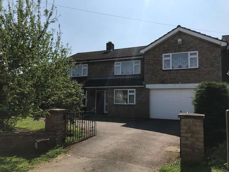 4 Bedrooms Detached House for sale in Everton Road SG19
