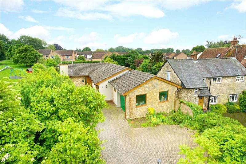 4 Bedrooms Detached Bungalow for sale in Church Road, Sherington, Newport Pagnell, Buckinghamshire