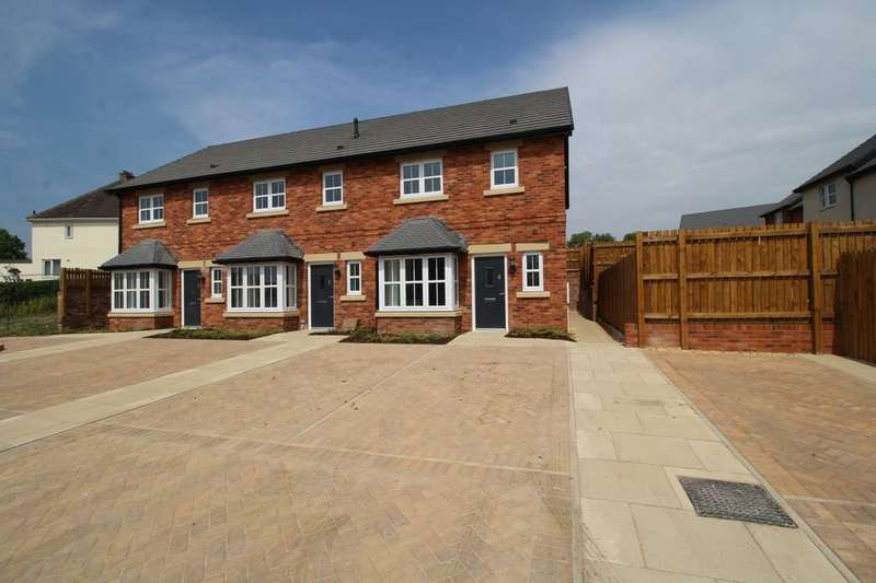 3 Bedrooms Terraced House for sale in Rudchester Close, Dovecote Place, Newcastle Upon Tyne, NE15