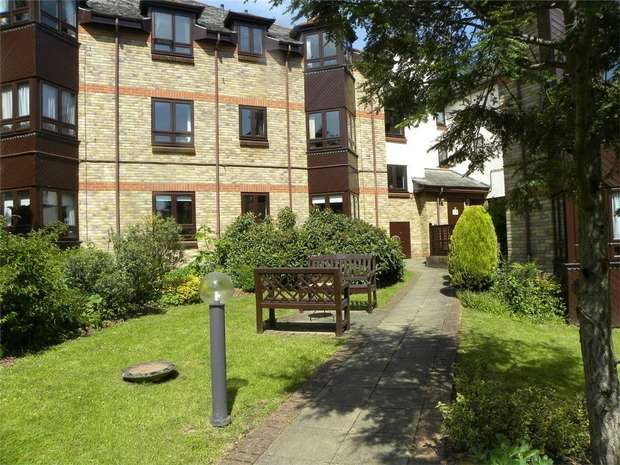 1 Bedroom Retirement Property for sale in Upper Marlborough Road, St Albans, Hertfordshire