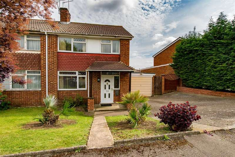 3 Bedrooms Terraced House for sale in Coombe Drive, Sittingbourne