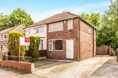 2 Bedrooms Semi Detached House for sale in Annable Road, Bredbury, Stockport, Cheshire