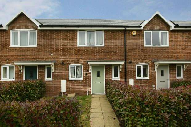 2 Bedrooms Terraced House for sale in Caribou Walk, Three Mile Cross, Reading
