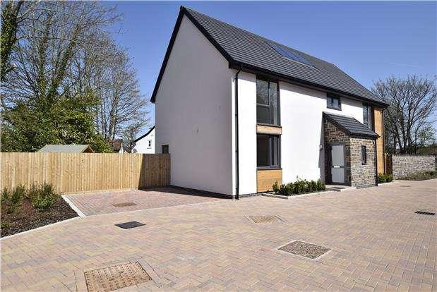 4 Bedrooms Detached House for sale in Bristol Road, Portishead, BRISTOL, BS20 6PZ