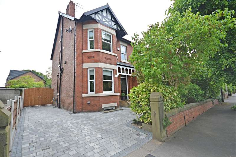 6 Bedrooms Semi Detached House for sale in Madison Avenue, Cheadle Hulme